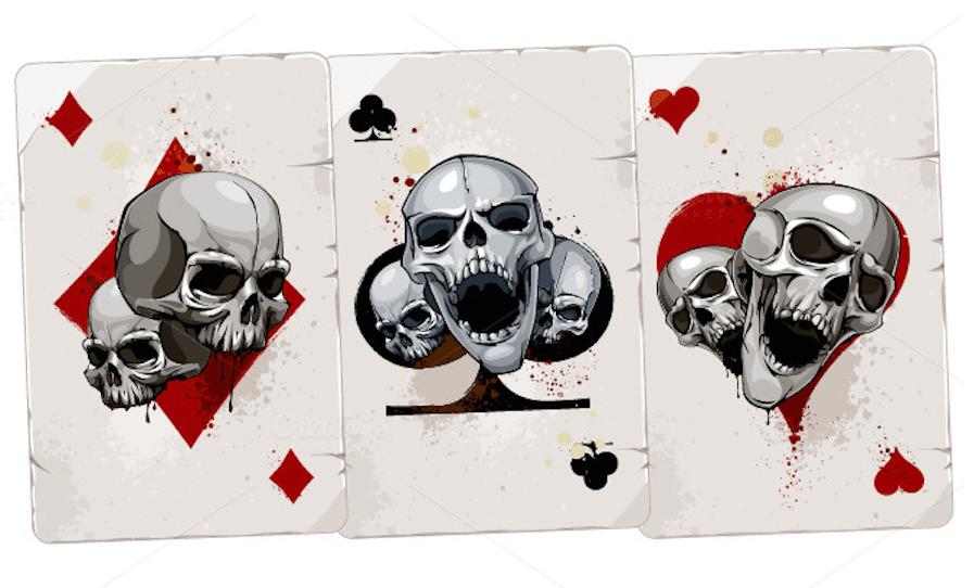 skull-poker-cards
